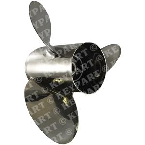 "103040 - 14 1/4""x24"" RH Stainless Steel EDGE II 3-Blade Propeller"