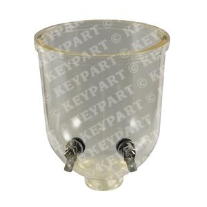 10356K - Clear Bowl with Alarm Contacts