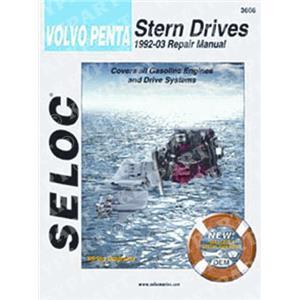 18-03606 - Engine & Sterndrive Workshop Manual 1992-2003
