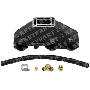 18-1848 - Exhaust Manifold - Replacement
