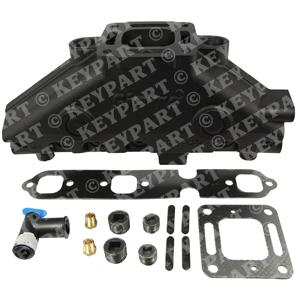 18-1952-1 - High Quality V6 Exhaust Manifold Kit - Replacement