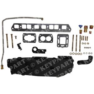 18-1966-1 - Exhaust Manifold Kit - 3.0L - Replacement