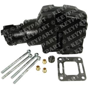 "18-1976-2 - High Quality 4"" OD Exhaust Riser Kit - Replacement"