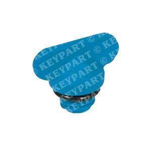 18-4226 - Drain Tap - Blue Plastic - Replacement