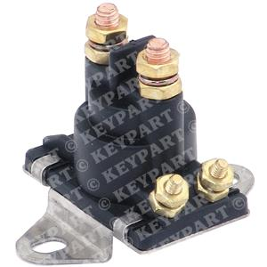 18-5817 - Solenoid Kit - Curved Bracket - Replacement