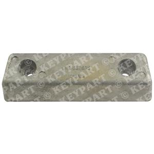 18-6004A - Aluminium Bar - Transom Shield