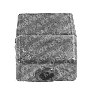18-6024 - Zinc Anode - Rear of Cavitation Plate - Replacement