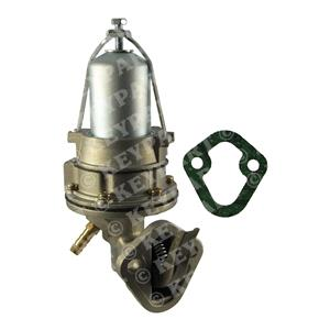 18-7278 - Fuel Lift Pump - Replacement