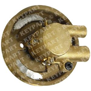 21212799-R - Seawater Pump Assy. (Serpentine Pulley) - Replacement