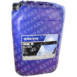 23039851 - VDS-4.5 15W/40 Volvo Engine Oil 20-Litre - Genuine