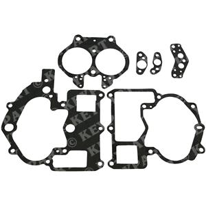 3310-810929004 - Carb. Gasket Kit for Mercarb 2BBL - Genuine