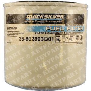 35-802893Q01 - Fuel Filter (25-micron) - Genuine
