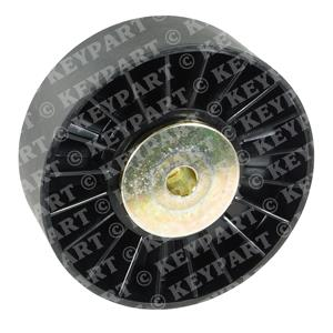 3582324 - Tension Pulley - 95mm Dia - NO Lip for Belt
