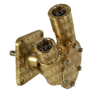 3583089-R - Sea Water Pump Assembly - Replacement