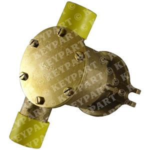 3583115 - Seawater Pump with Hose Tail Connectors - Genuine