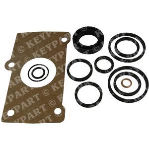 36-36 - Heat-exchanger Gasket & Seal Kit