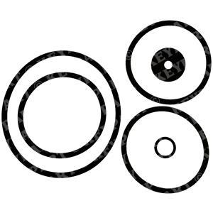36-5 - Oil Cooler Seal Kit