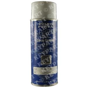 3851219 - Silver Spray Paint - Genuine
