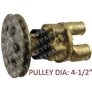 3857794 - Seawater Pump Assembly - Genuine
