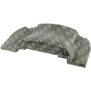 3857857 - Zinc Anode for Splash Shield - Genuine