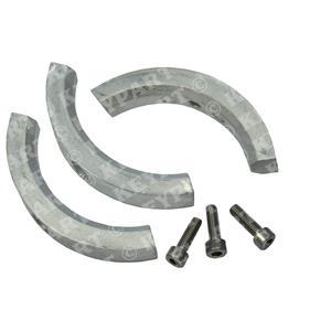 3858399-R - Zinc Anode Kit - Folding Prop - 3-Segment - Replacement