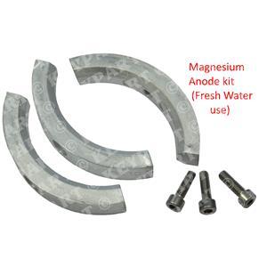 3858400 - Magnesium Anode Kit - 3-segment - Genuine