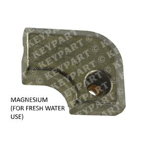3861633 - Magnesium Anode for Top Casing - Genuine