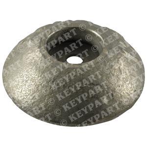 """800108M - Magnesium Disc Anode - 4"""""""