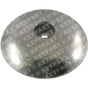 """800109 - Zinc Disc Anode - 5-1/2"""" 2.1kg"""