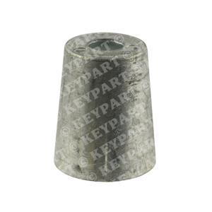 800400 - 22/25mm Zinc Shaft Anode for Beneteau/Jeanneau