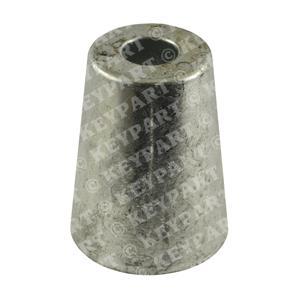 800401 - 30mm Zinc Shaft Anode for Beneteau/Jeanneau
