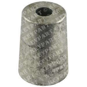 800402 - 35mm Zinc Shaft Anode for Beneteau/Jeanneau