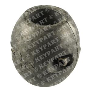 800502M - 25mm Magnesium Shaft Anode