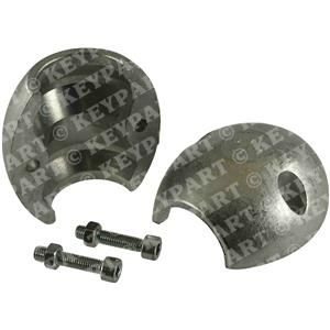 800506ZN - 30mm Zinc Shaft Anode