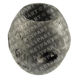 """800507M - 1-1/4"""" Magnesium Shaft Anode"""