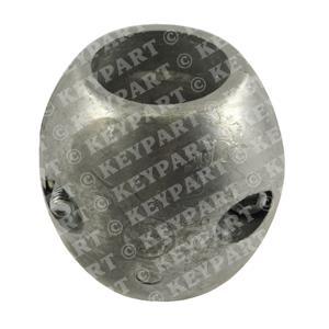"""800507ZN - 1-1/4"""" Zinc Shaft Anode"""