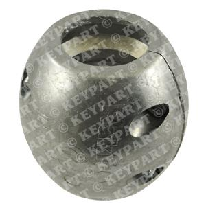 800511ZN - 40mm Zinc Shaft Anode