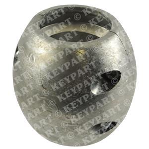 800512ZN - 45mm Zinc Shaft Anode