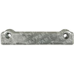 832598 - Zinc Bar - Transom Shield - Genuine