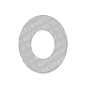 850888-R - Nylon Propeller Washer - Replacement