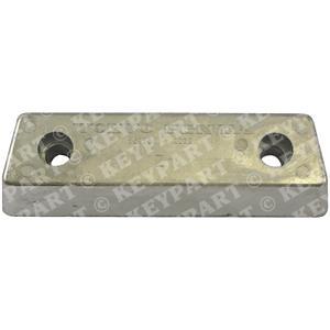 852835 - Zinc Bar - Transom Shield - Genuine