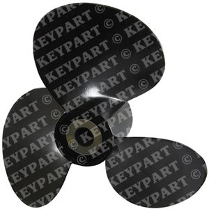 854997 - 15x17 RH Propeller - Long Hub - VP Genuine