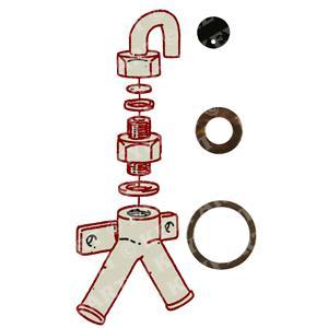 875738-R - Diaphragm Kit for Vacuum Valve - Replacement