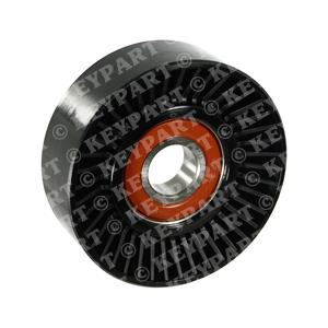 """8M6500024 - Idler Pulley (3"""" Flat - No Grooves) - Genuine"""