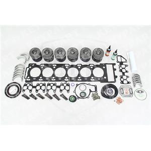 KEY-113X - D6 - Engine Repair Kit - Basic - 0.5 od Pistons