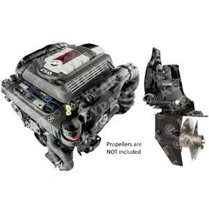 MC4.5L-MPI-B3-250HP - Mercruiser 4.5lt package with Bravo 3 Sterndrive