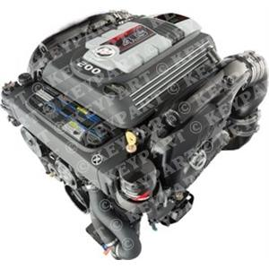 MC4.5LA-200HP - Mercruiser 4.5lt Bobtail Engine (Alpha Spec)