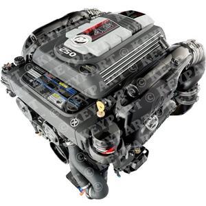 MC4.5LB-MPI-250HP - Mercruiser 4.5lt Bobtail Engine (Bravo Spec)