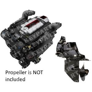 MC6.2-MPI-B2-300HP - Mercruiser 6.2L Package with Bravo 2 Sterndrive