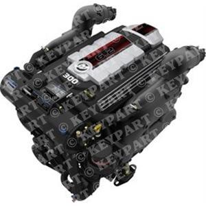 MC6.2B-MPI-300HP - Mercruiser 6.2L Bobtail Engine (Bravo Spec)